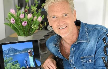 Wenn Schlagersänger Olaf Berger sich in diesen Tagen an schöne Mallorca-Momente erinnern will, dann schaut er sich Fotos auf dem Laptop an.