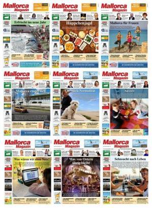 Das Mallorca Magazin kann auch bequem von zu Hause als E-Paper gelesen werden.