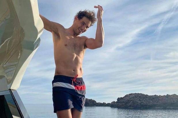 Auch Ausflüge auf seiner Yacht kann Rafael Nadal zurzeit nicht unternehmen.