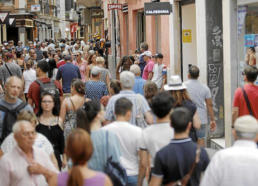 Jeder vierte Bewohner auf Mallorca und den Nachbarinseln ist Ausländer. Die Zahl der Deutschen ist gesunken.
