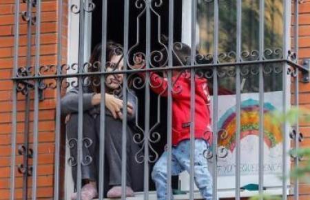 Eingesperrt auf Mallorca - Aber Kinder erwartet am Wochenende der lang ersehnte Ausgang.