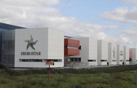 Der Sitz des Hotelkonzerns Iberostar an der Ringautobahn in Palma.