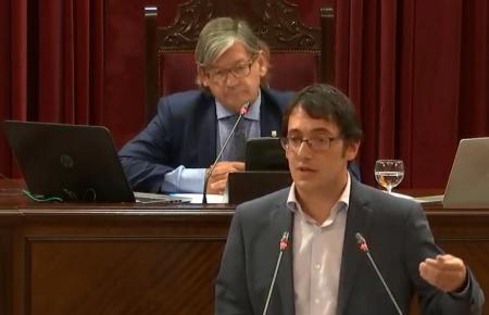 Iago Negueruela ist für die wichtigste Branche auf Mallorca zuständig.