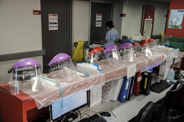 Die meisten Infizierten werden im Krankenhaus Son Espases behandelt.