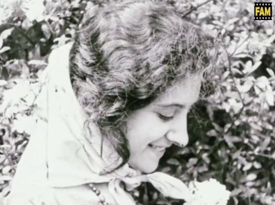 """Die Aufnahme entstammt dem Mallorca-Film von Burton Holmes von 1920, zur Verfügung gestellt von """"Fotos Antiguas de Mallorca"""" (FAM)."""