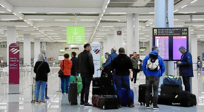 Der Airport dürfte sich bald wieder füllen.