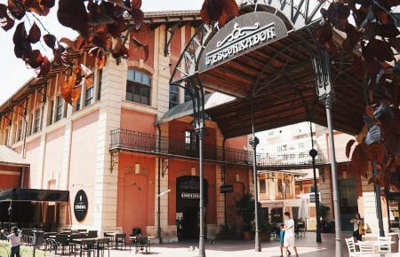 Das Cineciutat befindet sich in Palmas ehemaligem Schlachthof S'Escorxador.