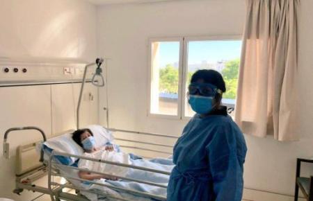 134 Menschen werden auf Mallorca noch wegen einer Infektion mit dem Coronavirus behandelt.