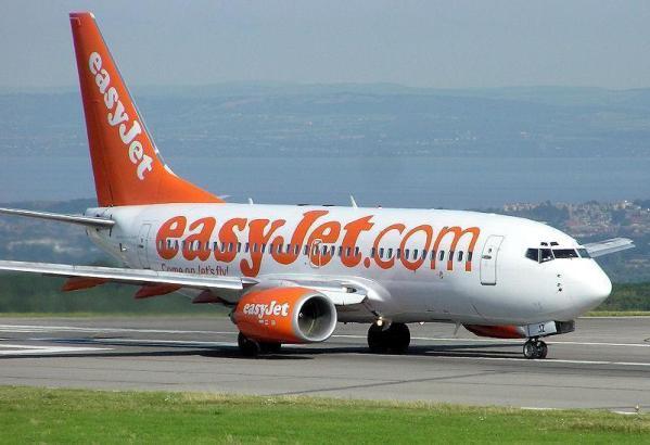 """Easyjet will den Betrieb in """"vorsichtigen Schritten"""" wieder hochfahren."""
