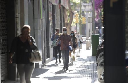 Seit diesem Donnerstag gilt in Spanien eine allgemeinde Maskenpflicht.