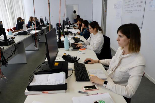 In El Molinar befasst sich eine Taskforce mit dem Aufspüren von Kontaktpersonen der Infizierten.