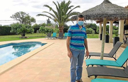 Viel Platz, familiäre Atmosphäre, das bieten Fincas ihren Besuchern.