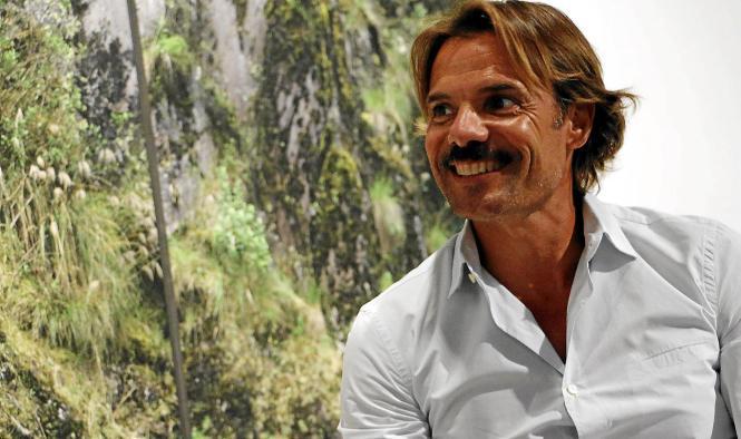 Fréderic Pinya ist Geschäftsführer der Galerias Pelaires. Sein Vater war einst der berühmteste Galerist der Insel.