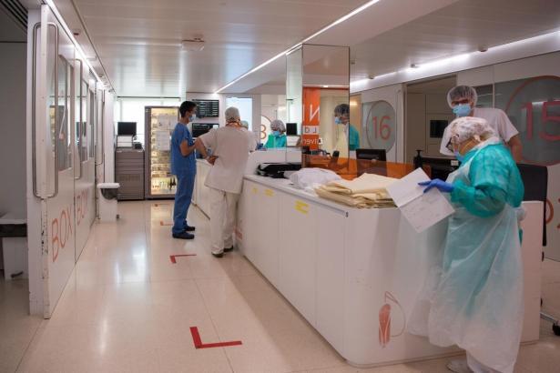 Das Infektionsgeschehen auf Mallorca ist nach wie vor gering und unter Kontrolle.