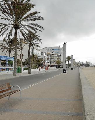 An Bilder von einer leeren Playa de Palma will sich die überwiegende Mehrheit der Menschen auf Mallorca nicht gewöhnen.