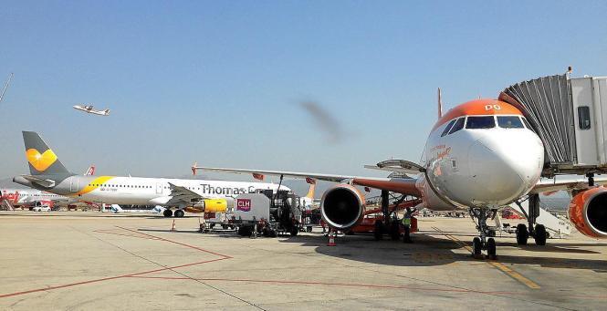 Es wird bald wieder voller auf dem Palma-Airport.