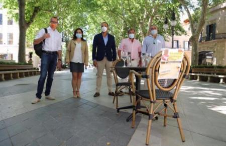 Verschiedene Vertreter der Verbände der Gastronomie kamen zusammen, um gemeinsam Forderungen an die Zentralregierung in Madrid zu formulieren.