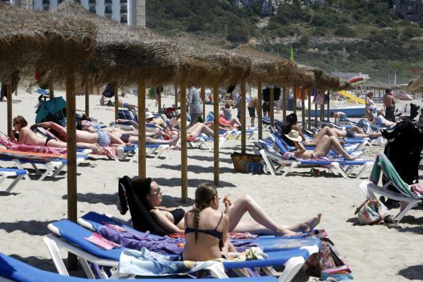 Die Strände werden im Sommer 2020 deutlich leerer sein - auch mit deutschen Touristen.