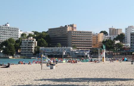 Etwa ein Viertel aller Hotels will im Sommer auf Mallorca öffnen.