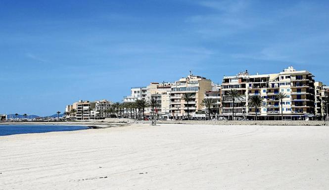 Der Vorfall ereignete sich in einem Hotel an der Playa de Palma.