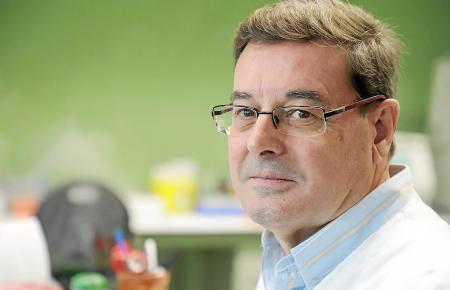 Professor Jordi Reine ist Chef der Virologie an der Uniklinik Son Espases in Palma.