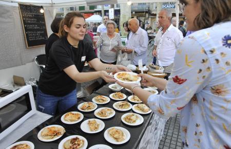 Ein Bild vom Kartoffelfest im vergangenen Jahr. So soll es in Sa Pobla im September wieder aussehen.
