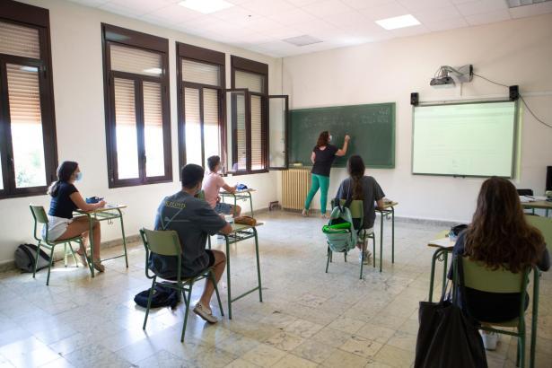 Ab Montag soll Förderunterricht auf den Balearen wieder möglich sein.