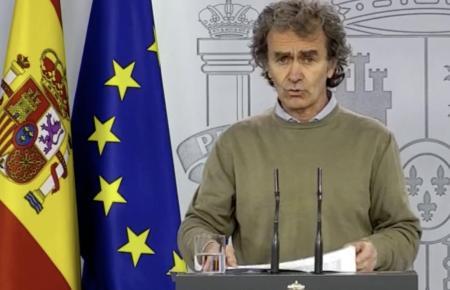 Fernando Simon ist seit Beginn der Pandemie Leiter des spanischen Krisenzentrums.
