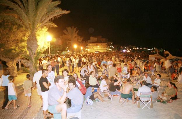 Normalerweise eine fröhliche Massenveranstaltung besonders an Palmas Stränden: die Fiesta de San Juan. Doch dieses Jahr werden die Strände komplett gesperrt.