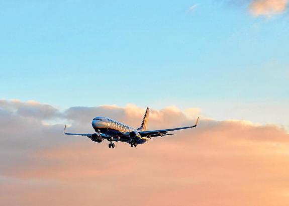 Ryanair gehört zu einem der Anbieter von Flügen zwischen Deutschland und Mallorca.