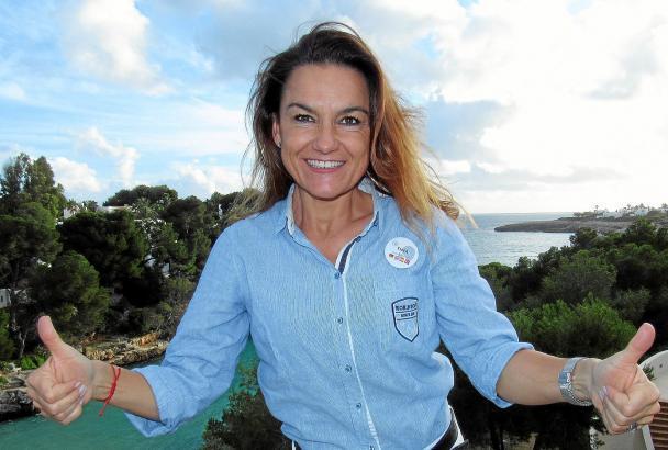 Tina Grünold ist Clubchefin im Robinson Club an der Cala Serena - einem der Hotels, in dem vor der offiziellen Grenzöffnung Gäste einziehen werden.