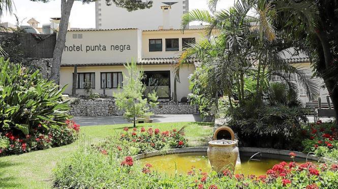 Das Hotel Punta Negra soll in neuem Glanz erstrahlen.