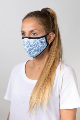 Die Masken können in zahlreichen Farben bestellt werden.