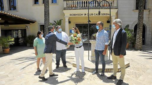 Der Robinson Club Cala Serena in Osten von Mallorca ist nach der Coronakrise wieder im Betrieb.