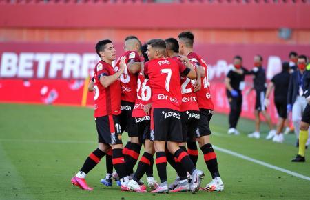Da war die Welt von Real Mallorca noch in Ordnung: Gegen Leganés konnte das Team am Freitag durch einen Treffer von Salva Sevilla in der 8. Minute in Führung gehen und jubeln. Kurz vor Schluss fiel dann der 1:1-Ausgleich.