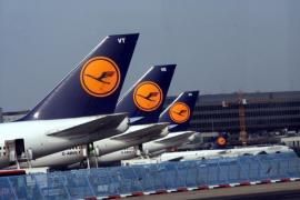 Fluggesellschaft Lufthansa vorerst gerettet