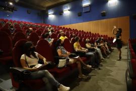 Kinos in Palma bereit für Wiedereröffnung