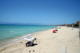 Streit zwischen Privatfirma und Palma verhindert Liegen auf Playa