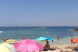 Hitzewarnung der Stufe Gelb für Mallorca