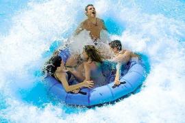Wasserpark Aqualand in S'Arenal macht wieder auf