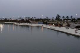 Parc de la Mar in Palma wird für fast eine Million Euro erneuert