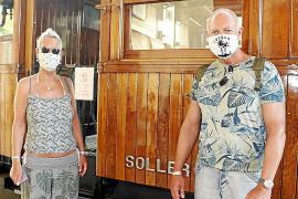 Sind mit dabei, bei der ersten Post-Covid-Fahrt: Dirk und Regina Müller