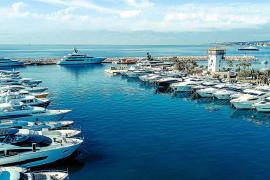 Optimismus im High-End-Hafen von Mallorca