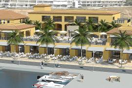 So wird bald der neue Gebäudekomplex aussehen, der sich derzeit noch im Bau befindet.