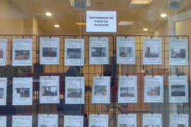 Durchschnittsmiete auf den Balearen bei 620 Euro