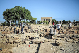 Römerstadt auf Mallorca wird 2020 nicht weiter freigelegt