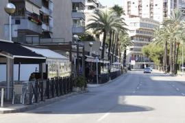 Zwei weitere Lokale am Paseo Marítimo in Palma machen dicht