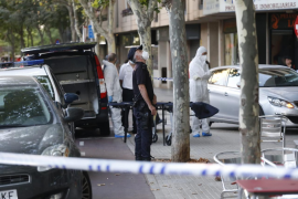 Tödlicher Wohnungssturz in Palma