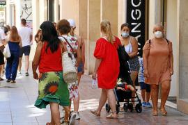 Maskenpflicht auf Mallorca: So schwitzt man nicht allzu sehr