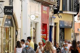 Palma de Mallorca füllt sich mit Leben